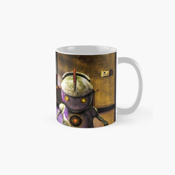 Delivery Bot Classic Mug