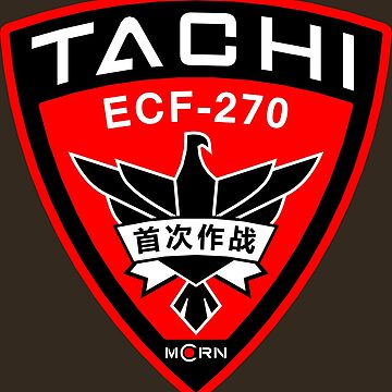 MCRN Tachi Crest (Screen Accurate) by Tzsycho