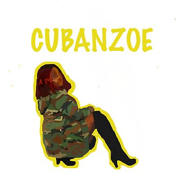 CubanZoe by yourking