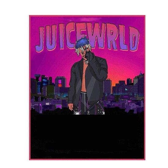 Juice Wrld 999 by FlameStreetwear