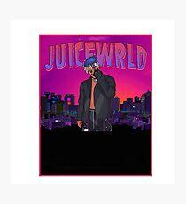 Juice Wrld 999 Photographic Print