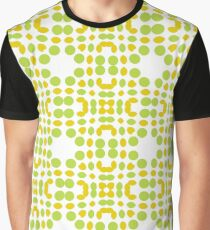 pattern retro art decorative islamic arabic seamless colorful repeat Graphic T-Shirt