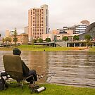 Fishing in Adelaide by Daniel Attema