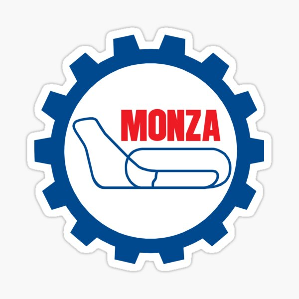 Circuit de Monza Sticker