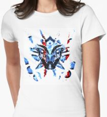 Masked dream (exclusive) PeewieDesigns Women's Fitted T-Shirt