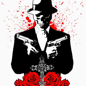 Muerte by Originalnilson