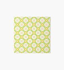 retro pattern art mandala seamless colorful repeat Art Board
