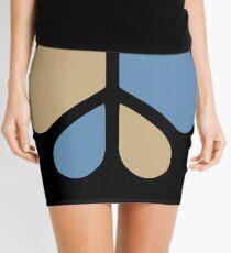 Peace Mini Skirt