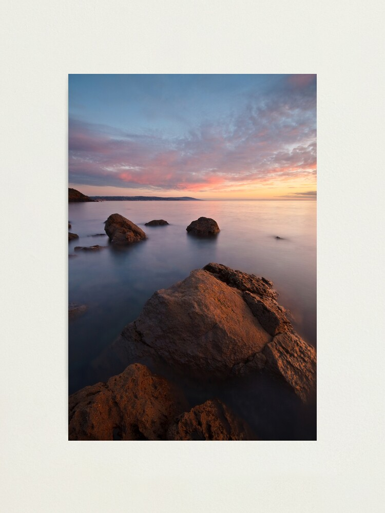 Alternate view of There is Science in Coastlines Photographic Print
