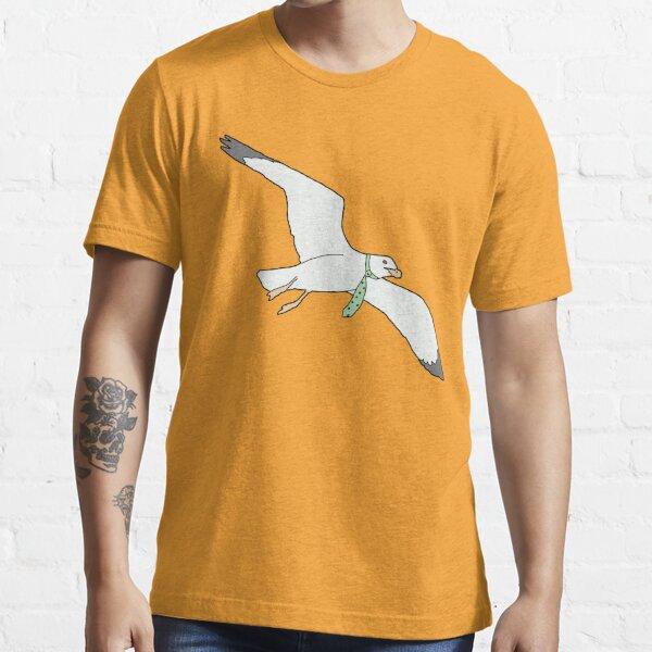 Tie Seagull Essential T-Shirt