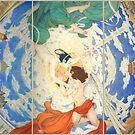 A Dialogue Between Apsara and Angel by Wieslaw Borkowski Jr.