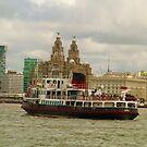 LIVERPOOL AND FERRY BOAT by gothgirl