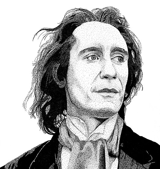 The Eighth Doctor by SquarePeg
