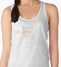 I Tego Arcana Dei Women's Tank Top