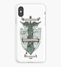 Dark Angels - Never forget, Never forgive iPhone Case