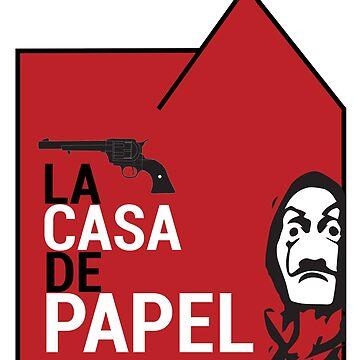 La Casa de Papel by eriettataf