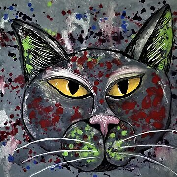 Abstract Cat by Energykotash
