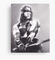 Conan the Barbarian Metal Print