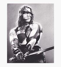 Conan the Barbarian Photographic Print