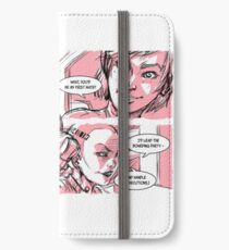 Mass Effect - Pirates iPhone Wallet/Case/Skin
