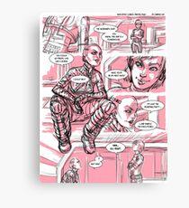 Mass Effect - Pirates Canvas Print