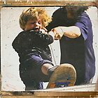 Toddler Bowl by Pip Gerard