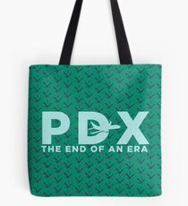 The End of an Era Tote Bag