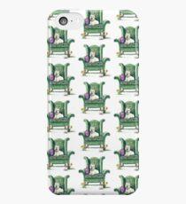 Westie on Topiary Wingback iPhone 5c Case
