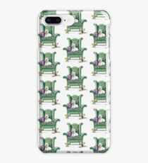 Westie on Topiary Wingback iPhone 8 Plus Case