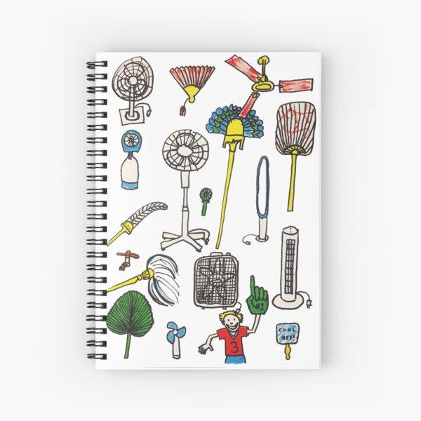 BIGGEST fan Spiral Notebook