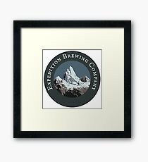 Expedition Brewing Company Framed Print
