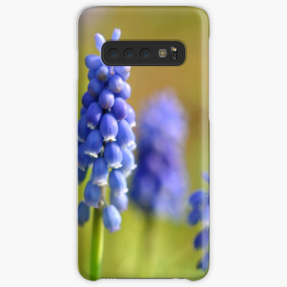 Purple Parade Case & Skin for Samsung Galaxy
