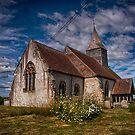 St Bartholomew Chalvington by Dave Godden