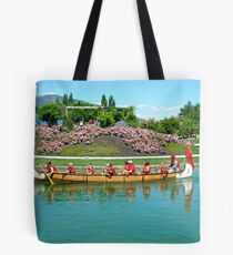 Canada Day Celebrations Tote Bag