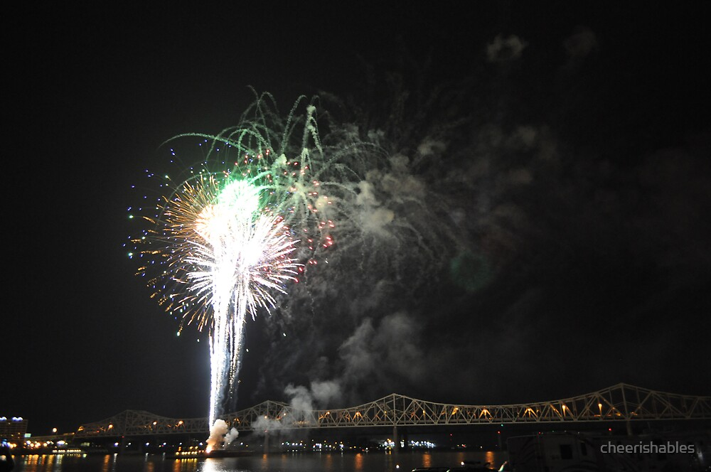 Happy 4th of July! by cheerishables
