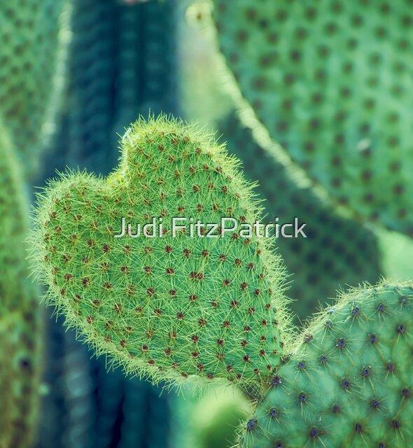 Glowing Heart by Judi FitzPatrick
