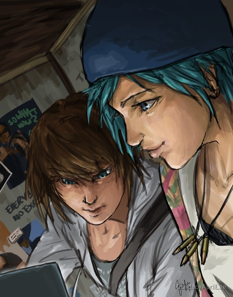Life is Strange - Max & Chloe Investigations by CandaceAprilLee