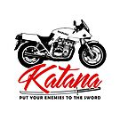 Katana - Put Your Enemies to the Sword by Steve Harvey