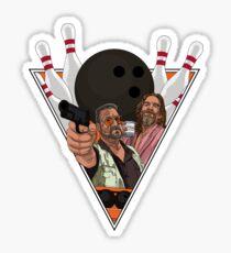 Lebowski – Bowling Sticker