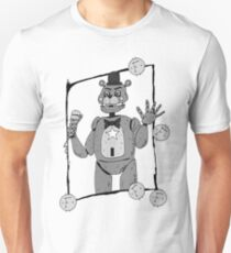 Rockstar Freddy Unisex T-Shirt 4e6c1cfaa