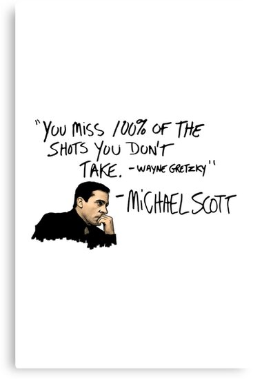 Michael Scott Quote by kevincharles