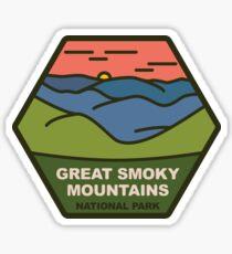 Great Smoky National Park Sticker