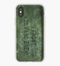 """""""Front Toward Enemy""""  iPhone Case"""