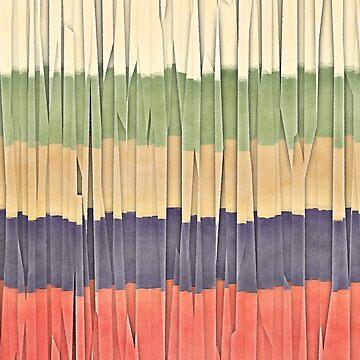 Shreds of Summer by perkinsdesigns
