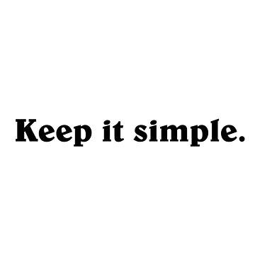 keep it simple patagonia by dariasmithyt