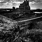 Whitby Abbey by Jon Tait