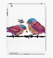 Spring Fantails iPad Case/Skin