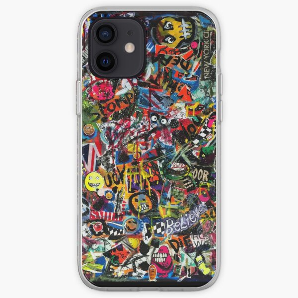 Graffiti   iPhone Soft Case