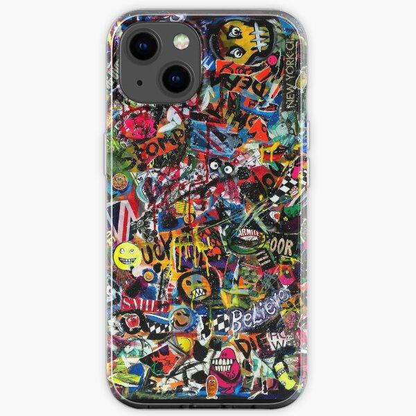 Graffiti Coque souple iPhone