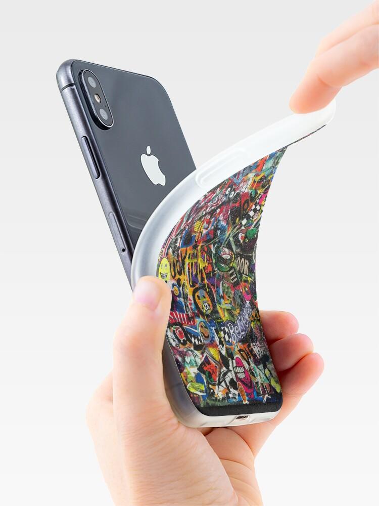 Alternate view of Graffiti   iPhone Case & Cover